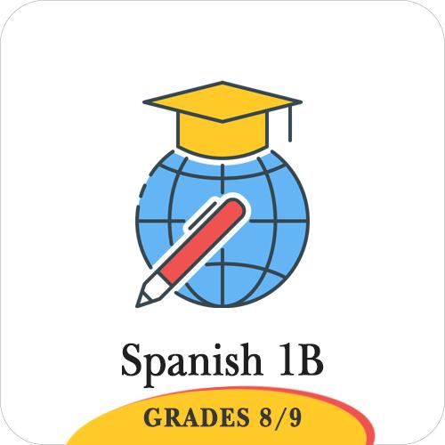 LCFEF Summer School Spanish 1B for Grades 8-9